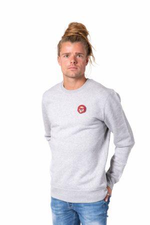 Bulan Kepala Sweater Grijs Man scaled