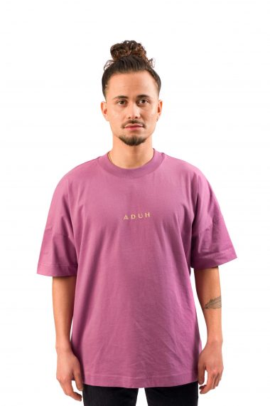 Kawung Mauve Man Voor Scaled