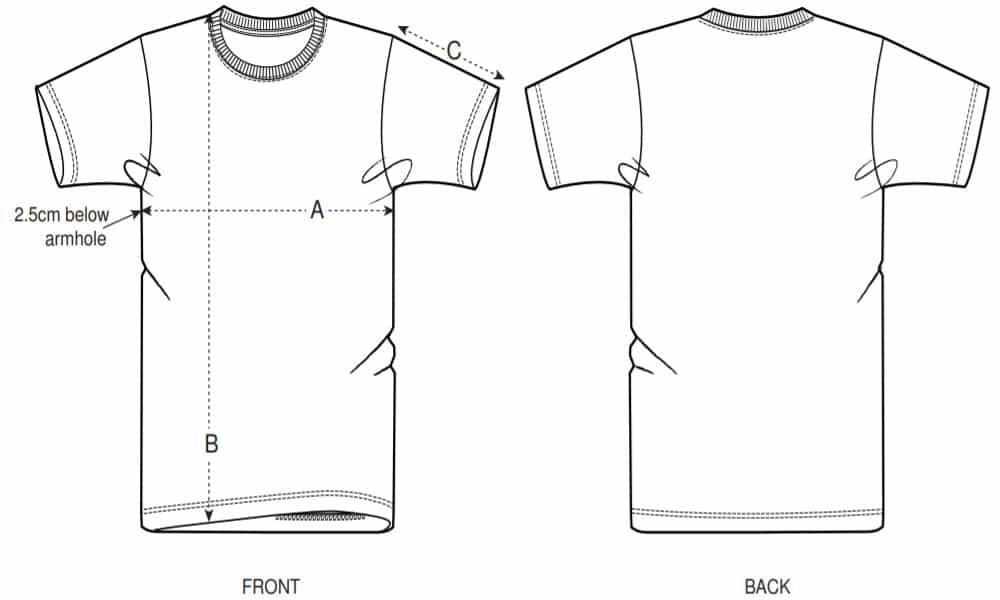 Dikke shirts