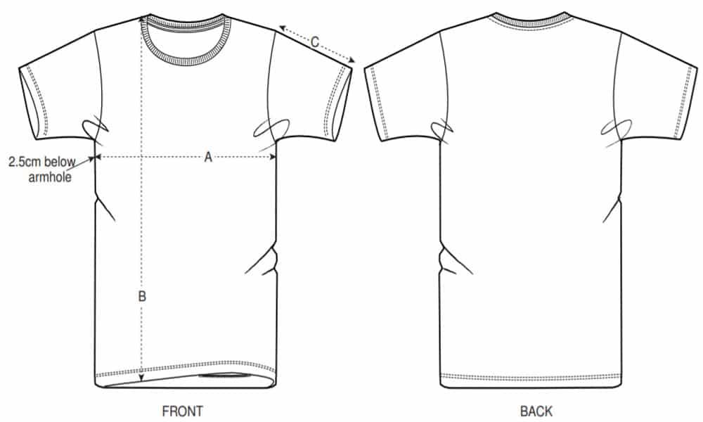 Standaard shirts
